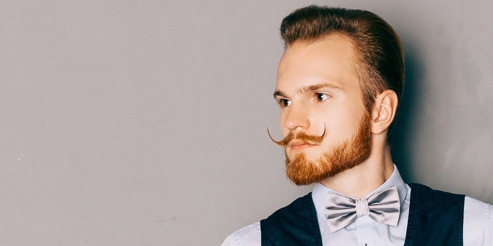 Styles images moustache Classic mustache.