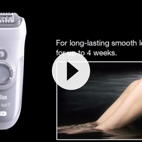 Braun-Silk-epil-7-Epilator-Product-demo-video