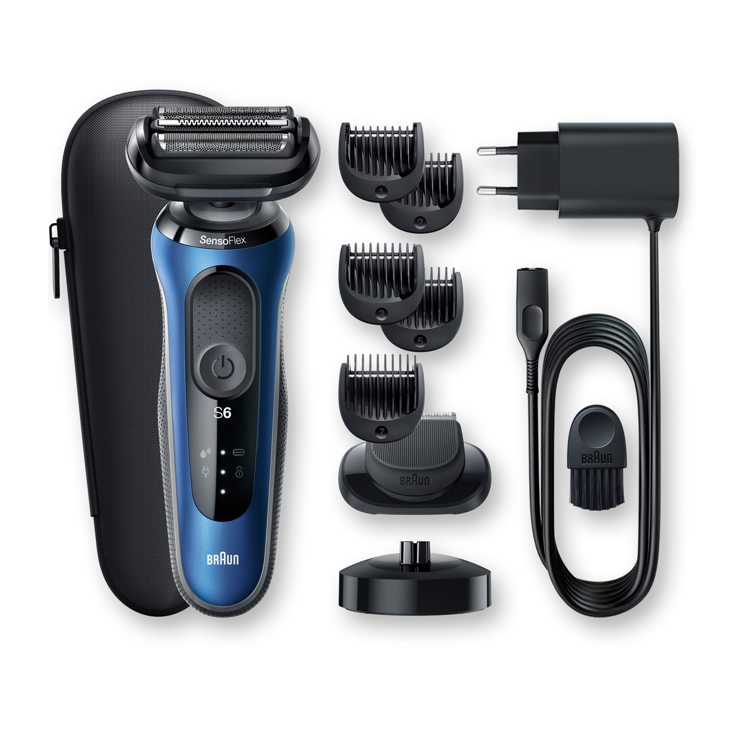 Braun Series 6 60-B4500cs Electric Shaver