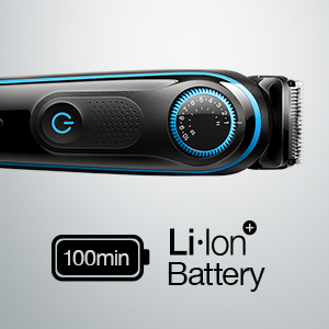 Lithium-ionbatterij die lang meegaat