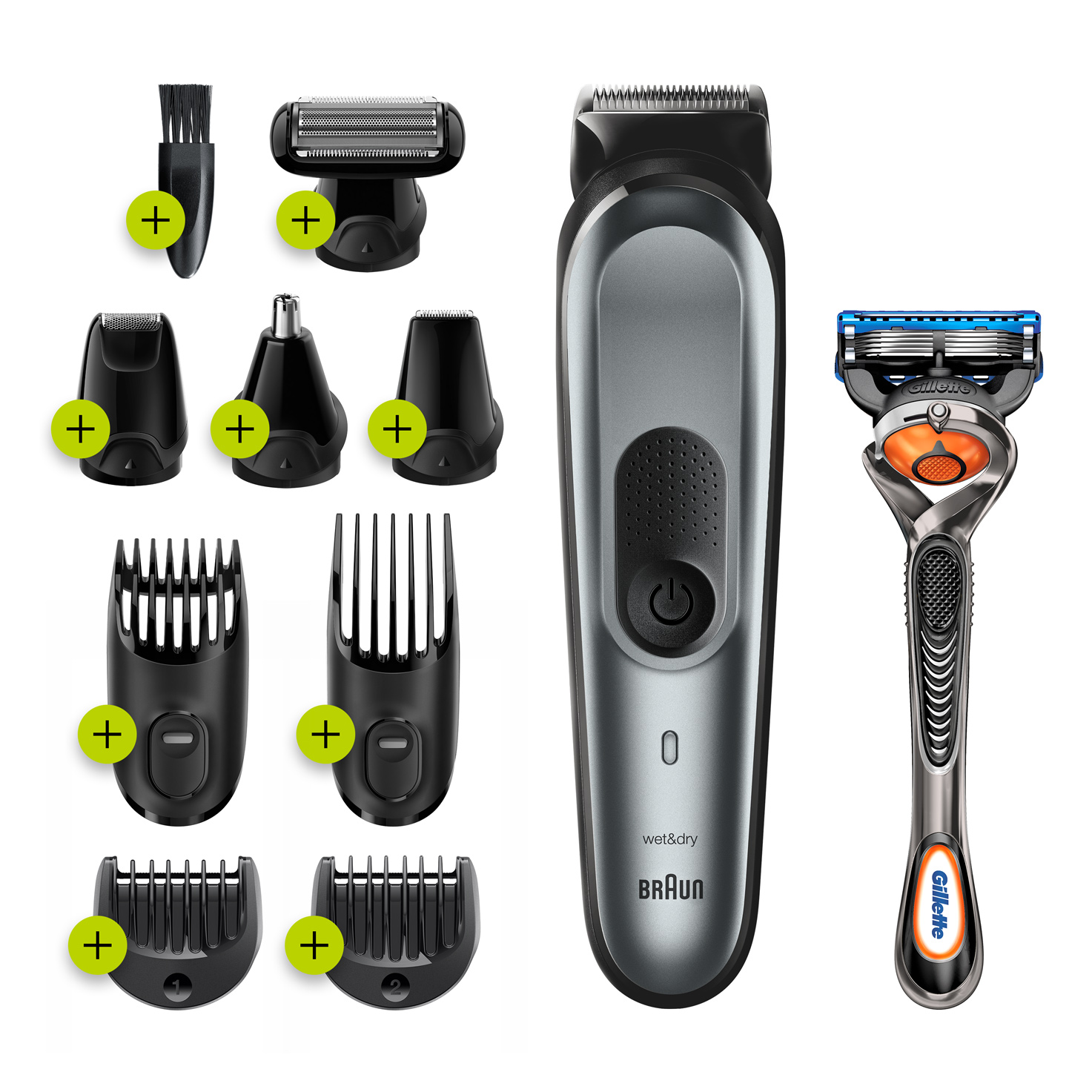 Braun All in one trimmer 7 MGK7221
