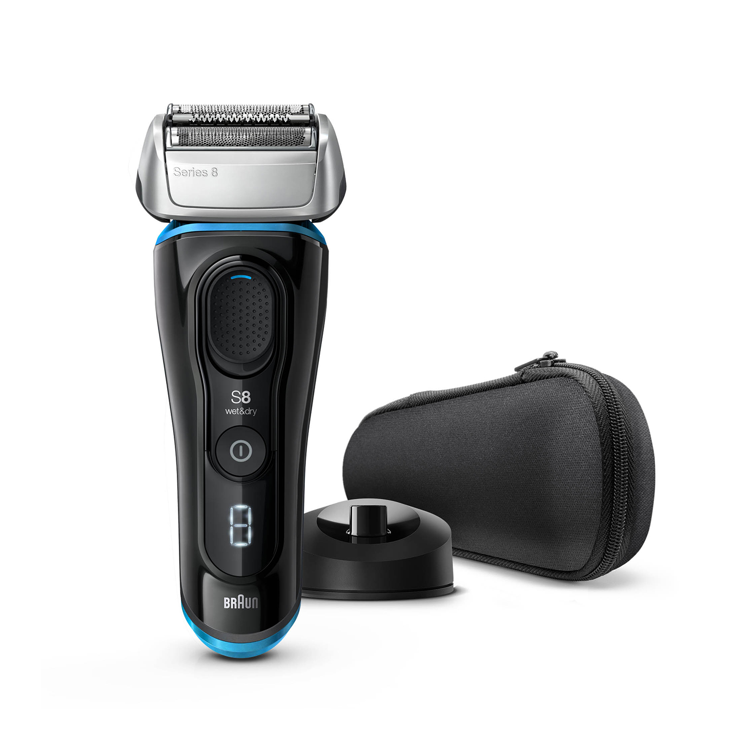 Series 8 8345s shaver