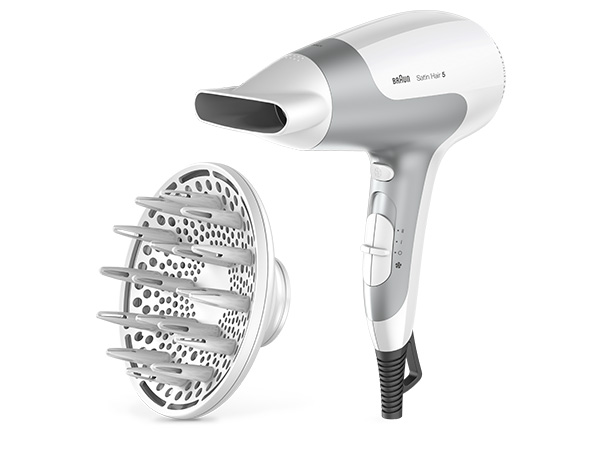 Braun Satin Hair 5 PowerPerfection Haardroger HD585