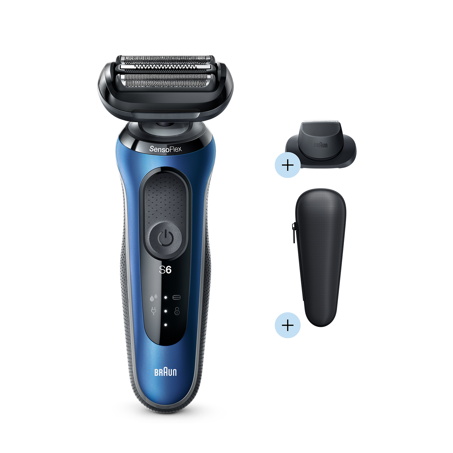Braun Series 6 60-B1200s Electric Shaver
