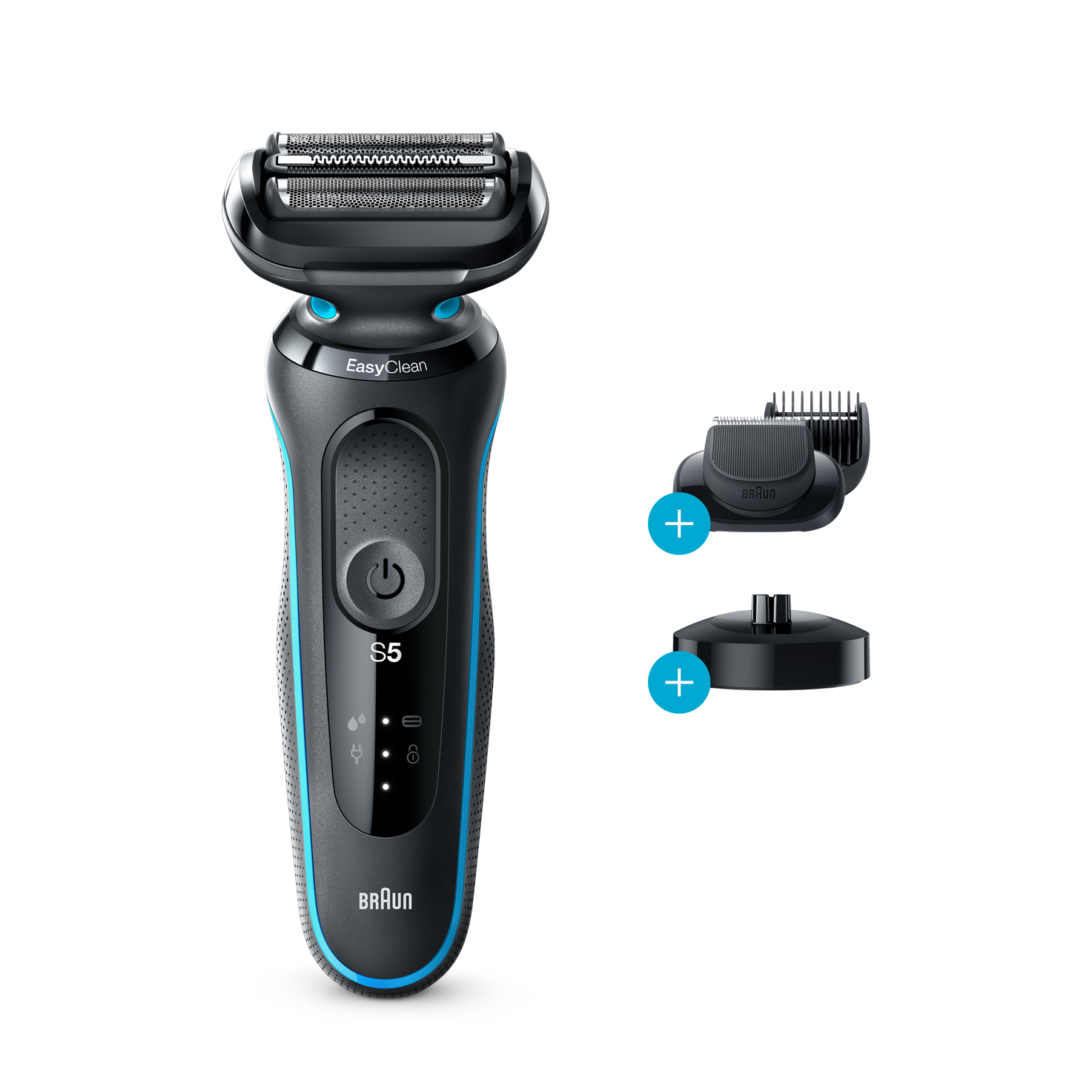 Braun Series 5 50-M4500cs Electric Shaver