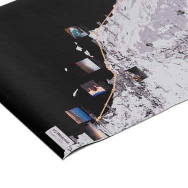 mapdid Landkarte als Poster