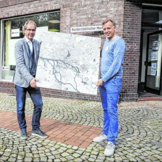 Artikel über den Flagship Store von mapdid in Verden (Aller) im WESER-KURIER