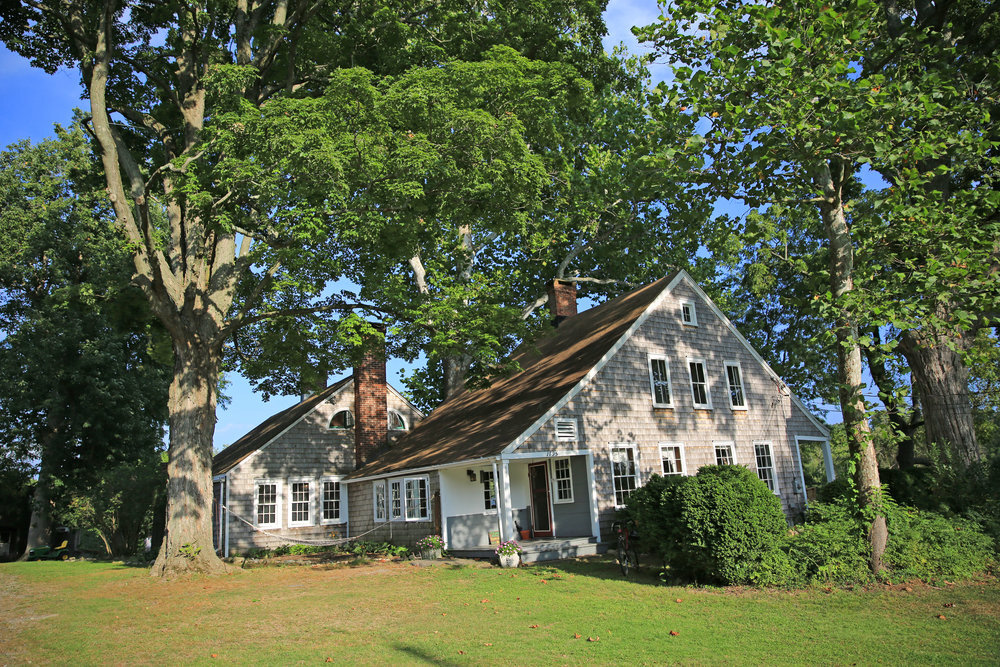 The Ryder Family homestead, The Sycamores, dates back to the 18th century and is used to house residents.