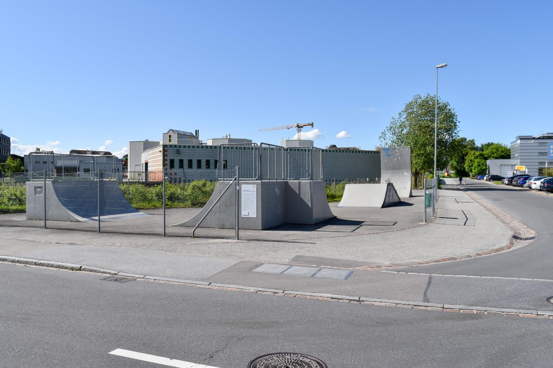 Skater- und Scooteranlage (3)
