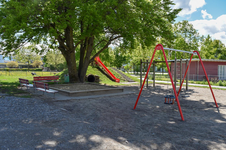 Spielplatz Heimatstrasse (2)