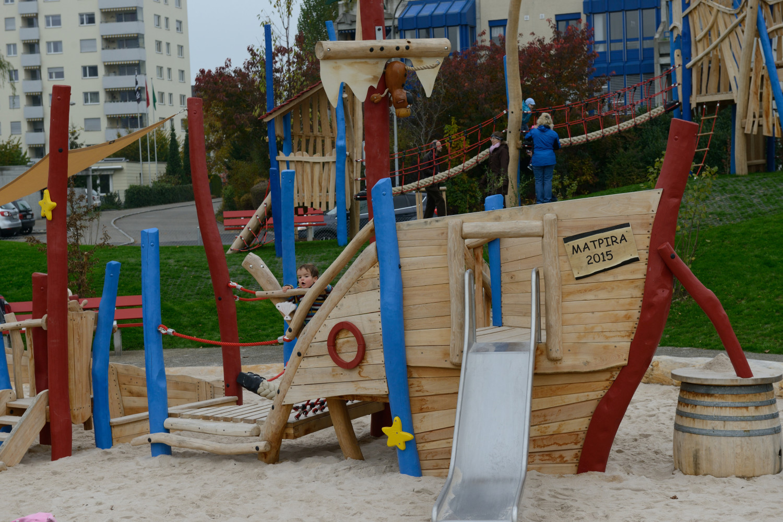 Spielplatz Bergholz 2