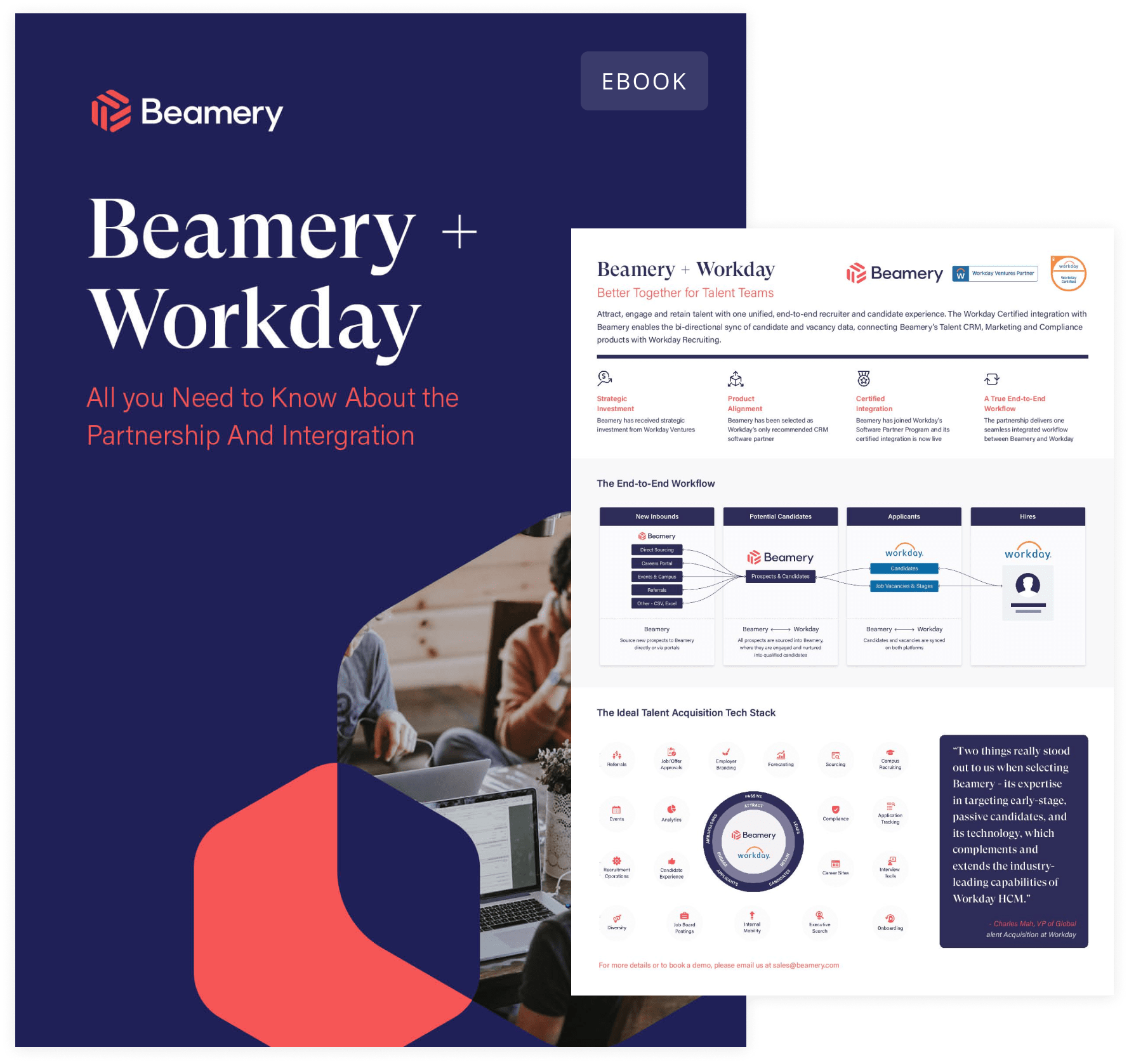 Beamery + Workday Better Together for Talent Teams