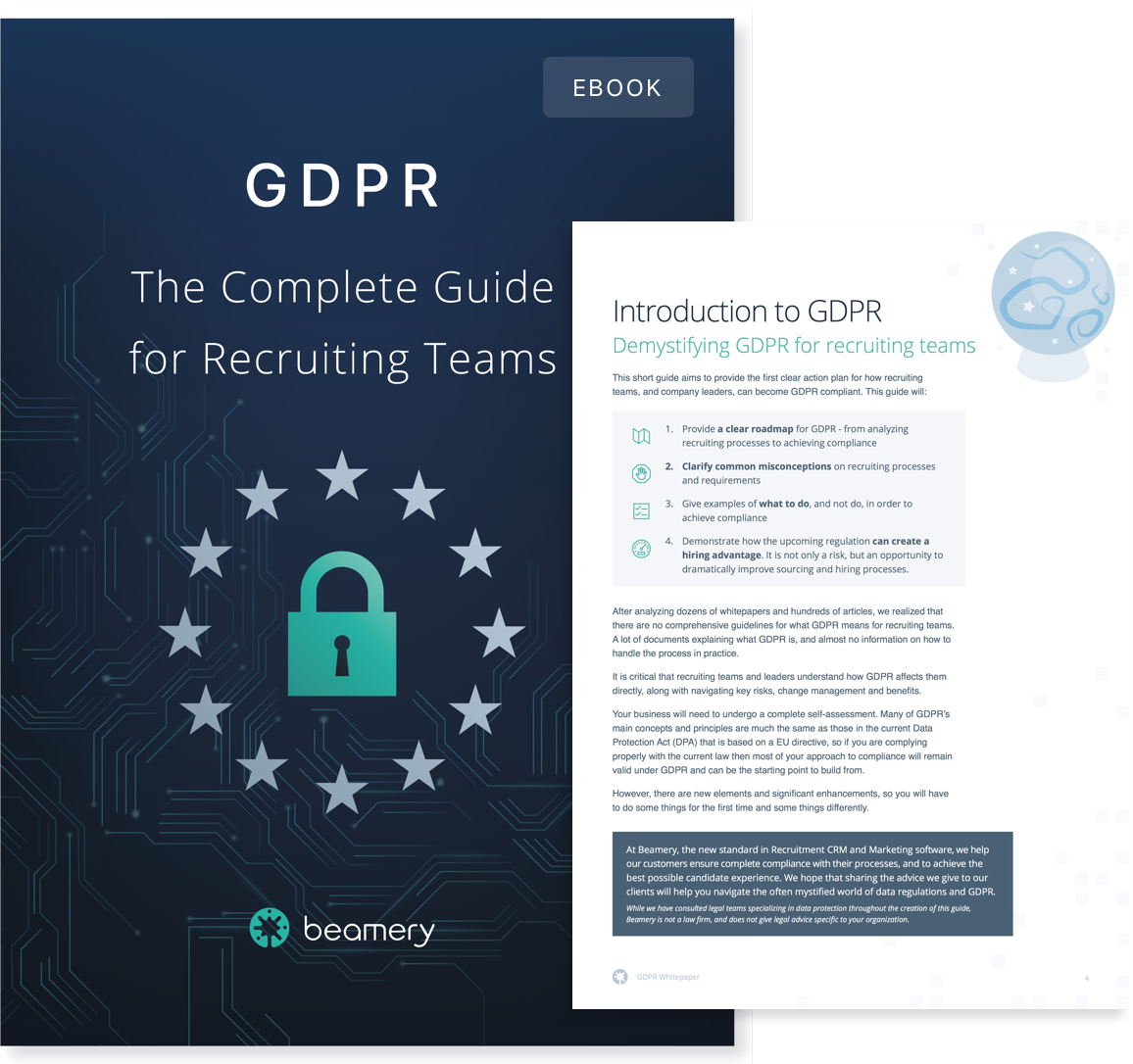 GDPR: The Complete Guide for Recruiting Teams image