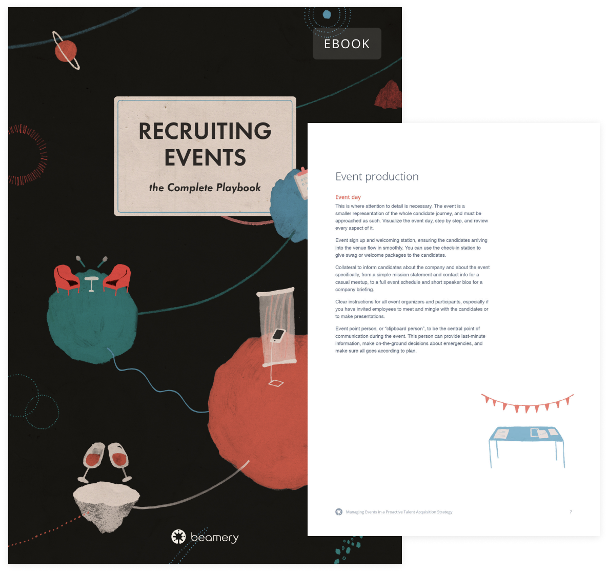 Recruiting Events – The Complete Playbook image