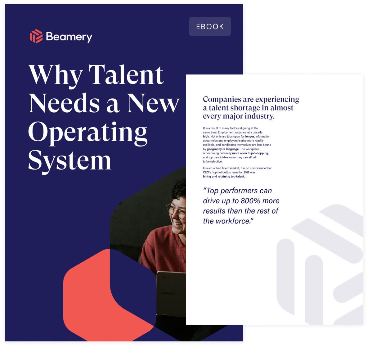 Why Talent Needs a New Operating System
