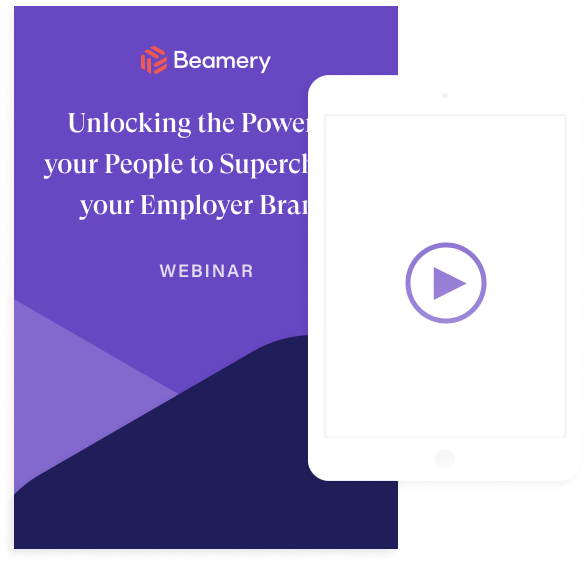 Unlocking the Power of your People to Supercharge your Employer Brand image