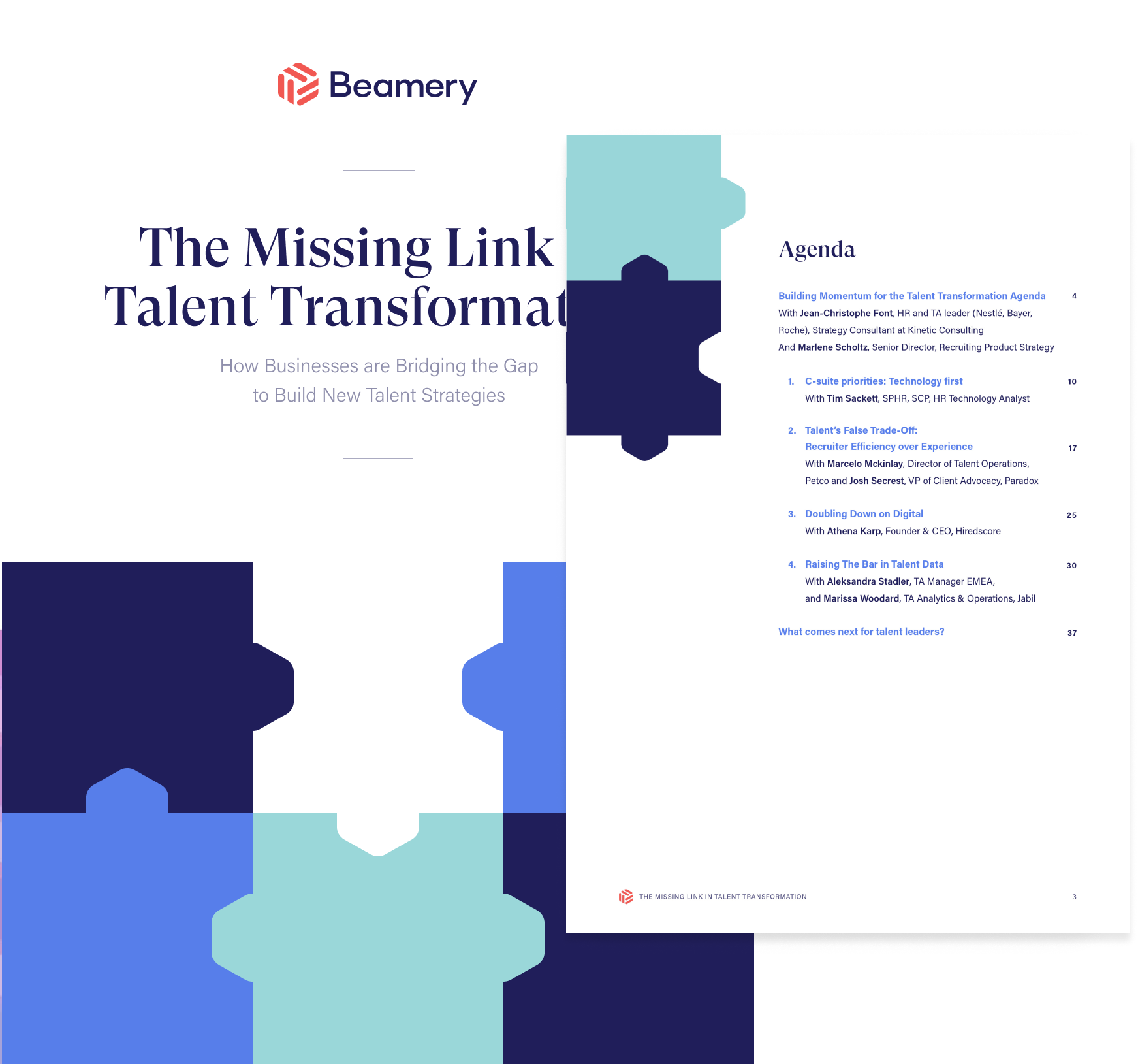 The Missing Link in Talent Transformation