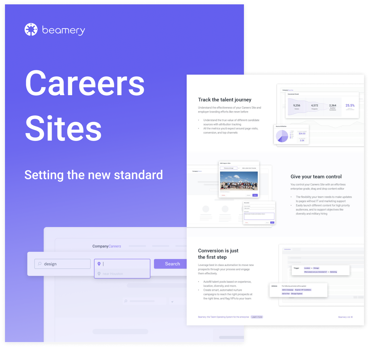 A Careers Site that Candidates Love