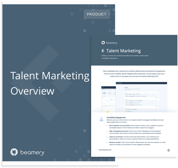 Talent Marketing Overview image