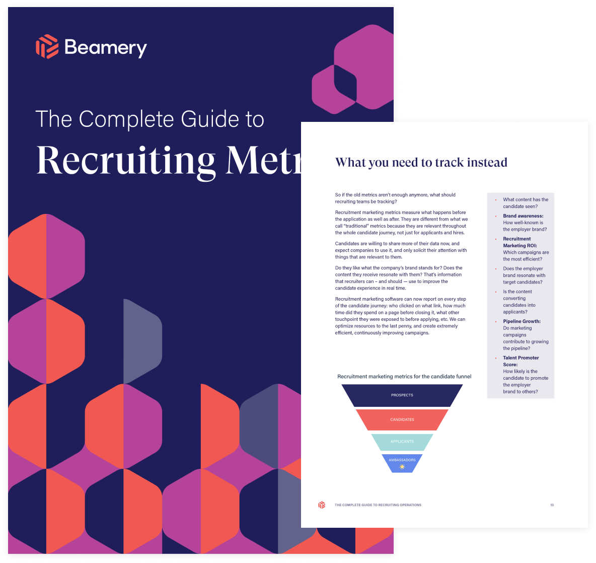 The Complete Guide to Recruiting Metrics   image
