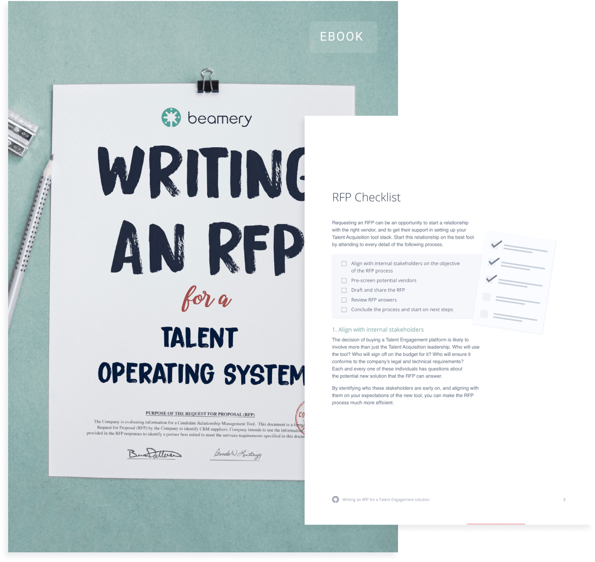 Writing an RFP for a Talent Engagement Solution
