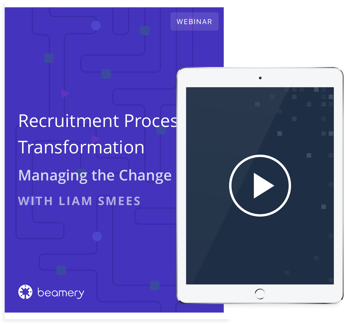 Recruitment Process Transformation: Managing the Change image