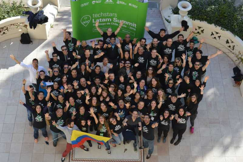 Latin America Startup Weekend Organizers in Chile, 2016