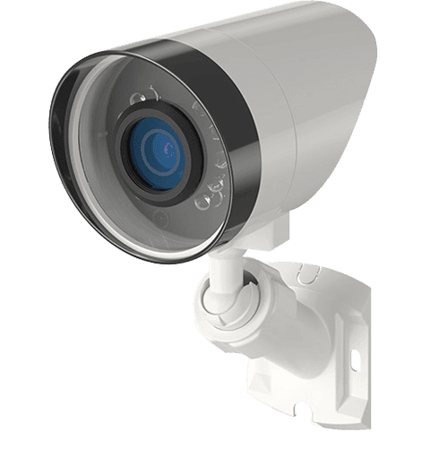 Home Security System With Outdoor Camera And Video Doorbell