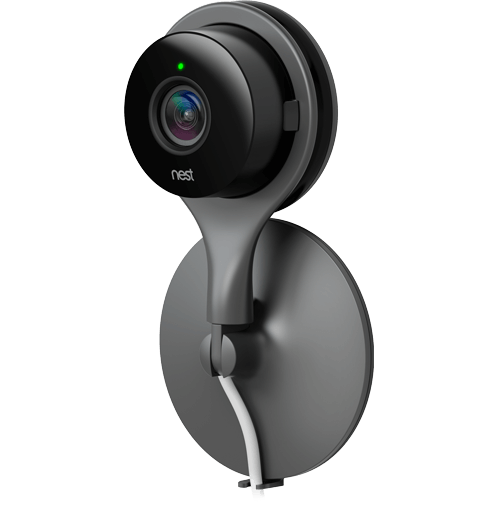 Nest Mounted Camera