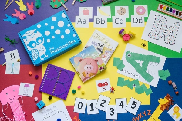 Screen-Free Educational Kits for Kids Learning at Home