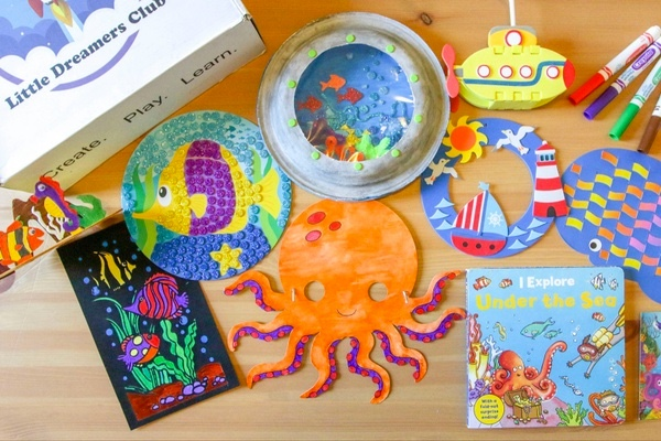 Creative Crafts for The Most Curious Littles