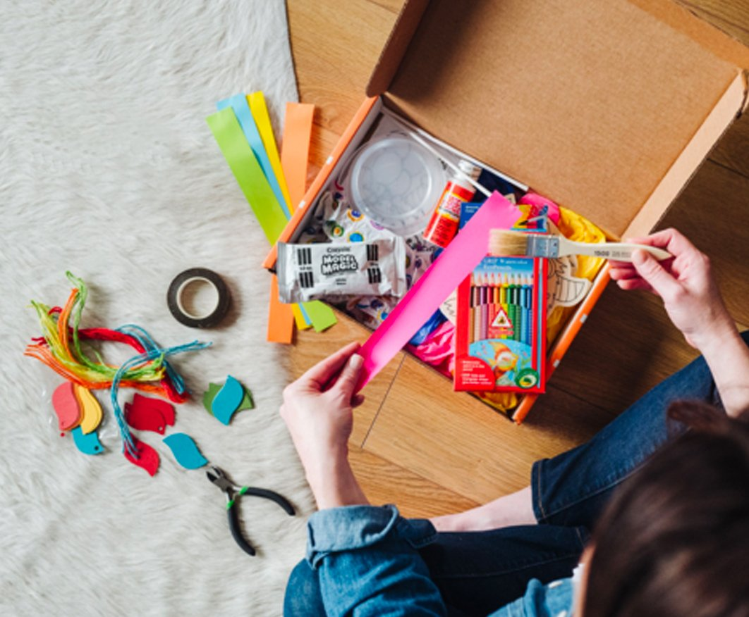 Top Subscription Boxes from Cr...