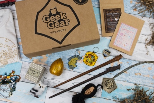 Proudly Geeky Boxes for Every Fandom