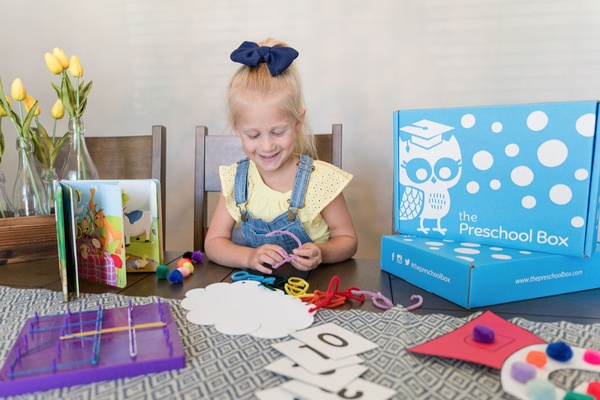 Editor's Pick: The Preschool Box