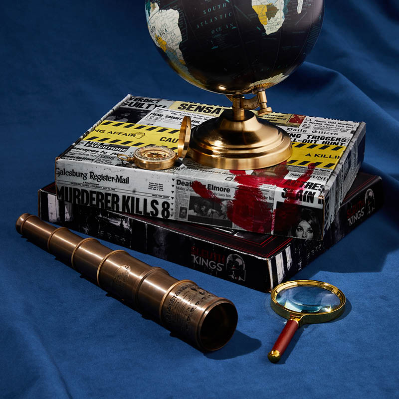 Gifts for the Amateur Sleuth
