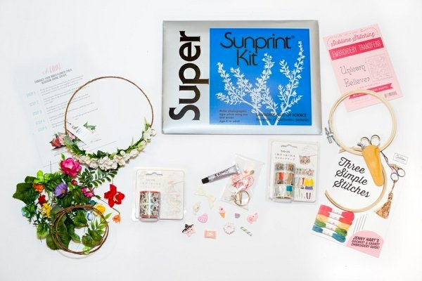 Top DIY & Craft Kits for Crafters of All Ages