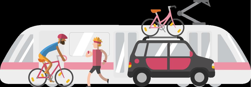Vrag ons community over mobiliteit