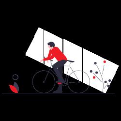 Alles over fietsen