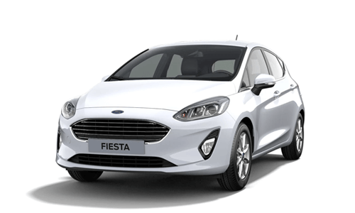 Ford Fiesta 1.0i EcoBoost Connected