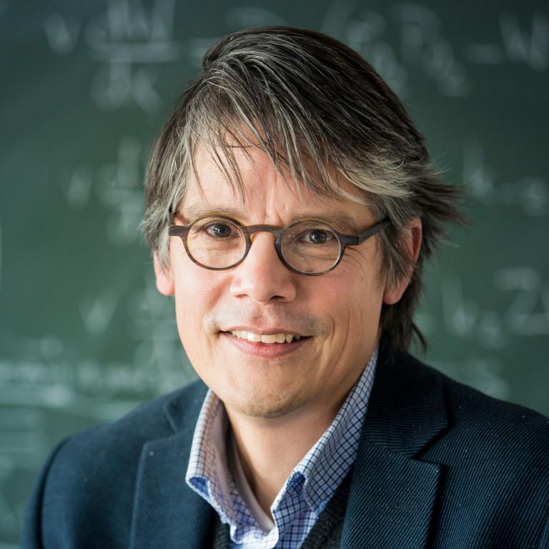Prof. Sjoerd Verduyn Lunel