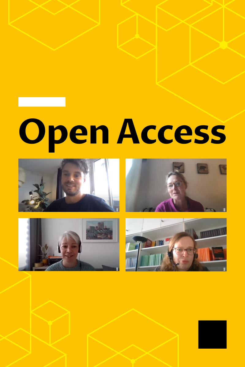 Open Access Panel Discussion OA Week
