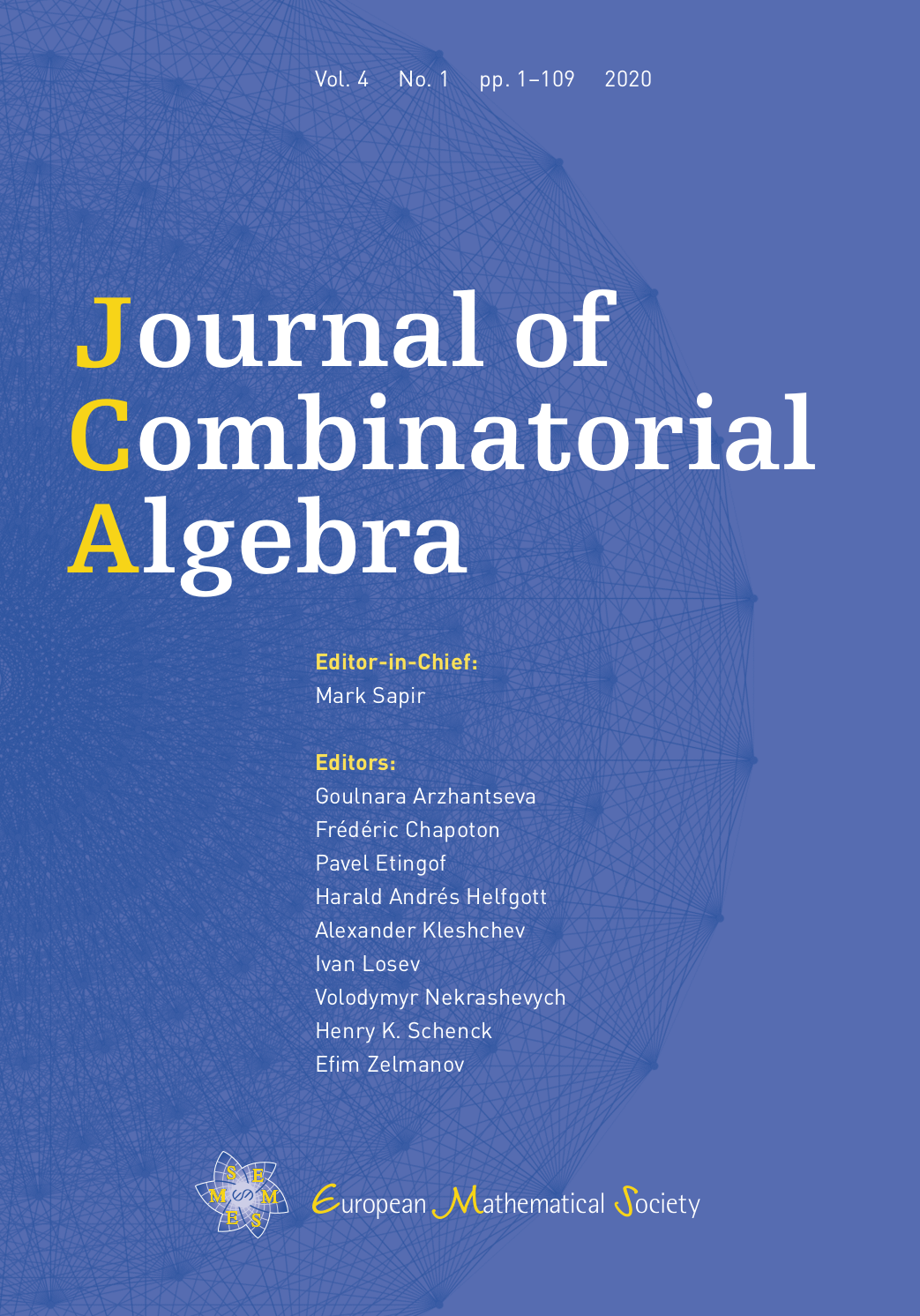 JCA cover