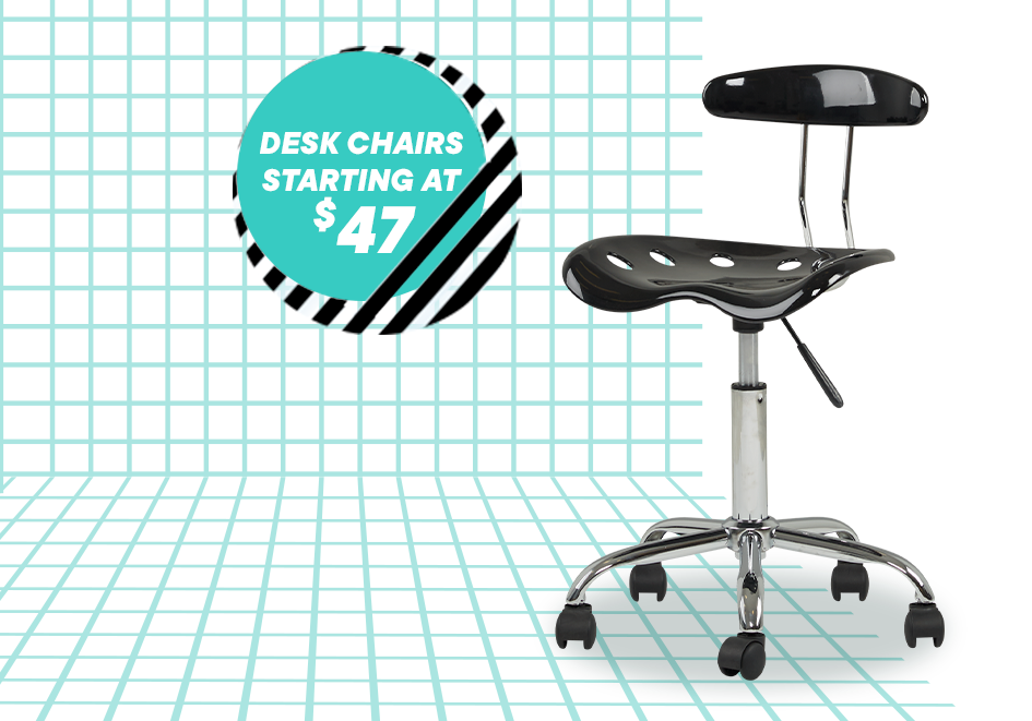 4. Desk Chairs