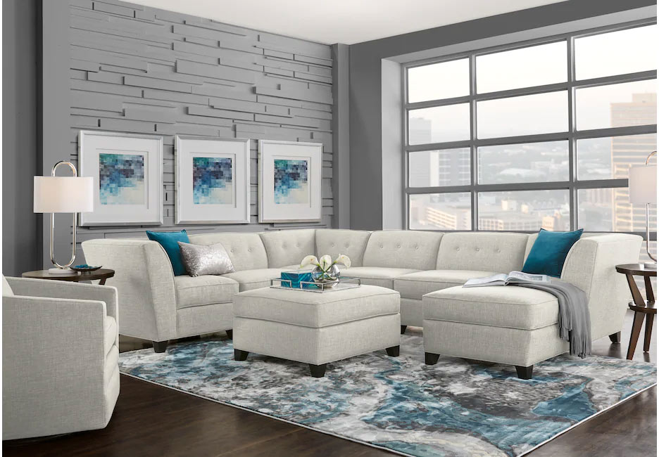 Harbour City Sectional Sofa