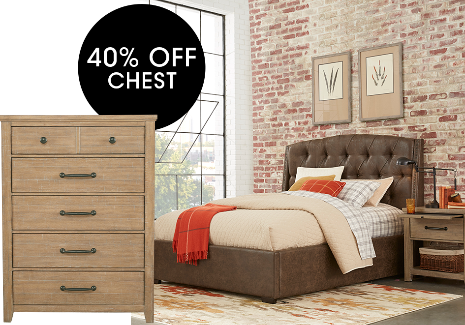 40% OFF Chest