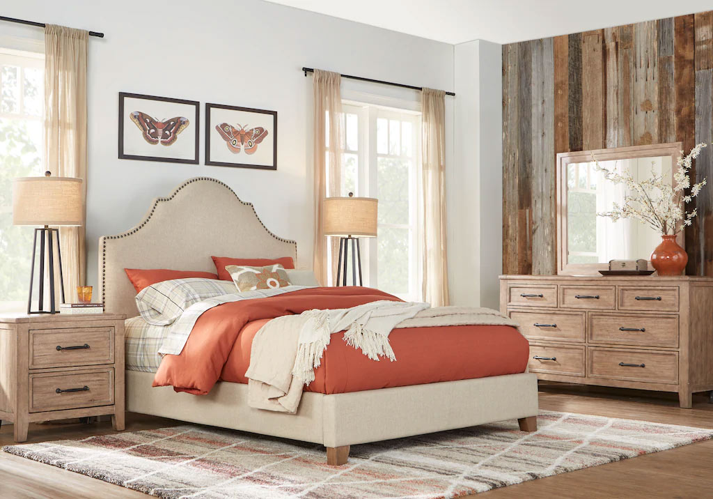 Transitional Bedroom Set