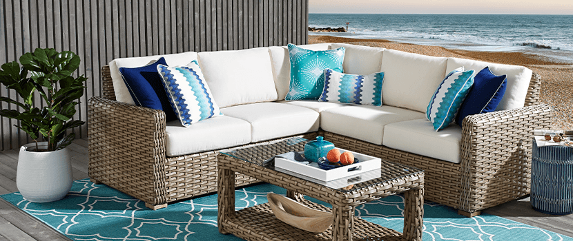 Outdoor Collections : Siesta Key - Seating banner section