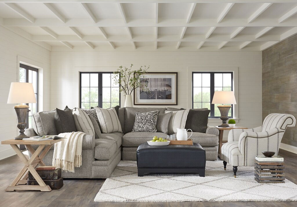 Transitional Living Room Set