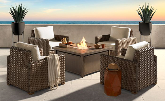 Outdoor Content : Outdoor Fire Sets - Image banner section