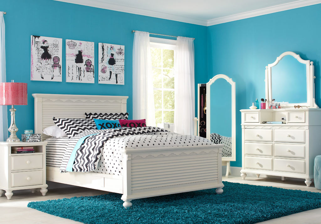 Teen Girls Room Decorating Ideas, Designs, Decor, and More
